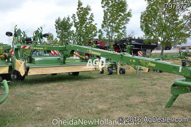 Krone 4013 Disc Mower Conditioner